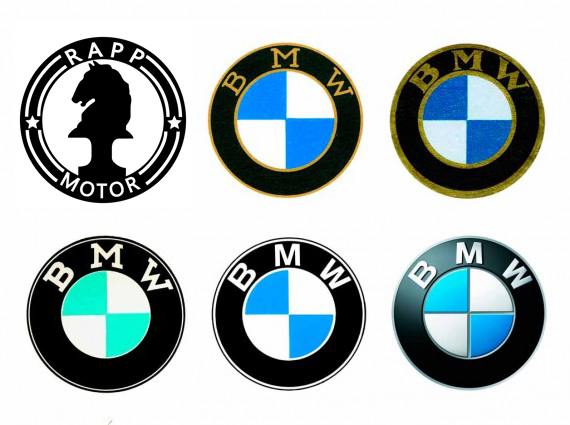 Why Is Bmws Emblem Blue And White Quora