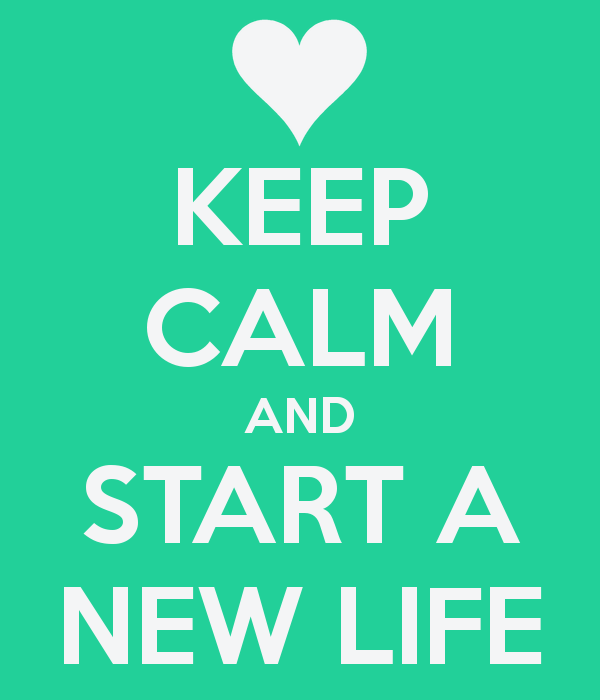 the start of a new life Welcome to begin a new life begin a new life is a universal, faith-based program that helps you make and sustain any life change that you want or need to make, one or two changes at a time.