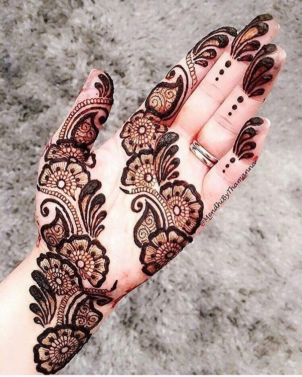 Can You Show Some Of Your Mehendi Designs Quora