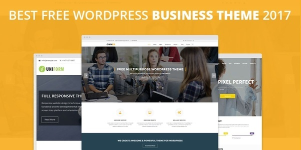What are some latest cool responsive free wordpress themes? - Quora
