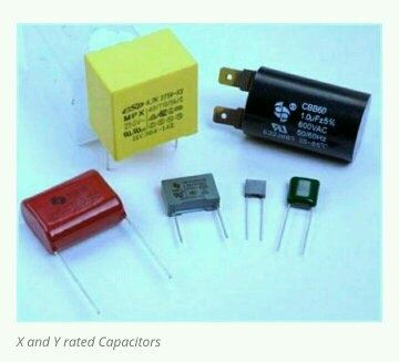 What are the two types of capacitors used in circuits? - Quora
