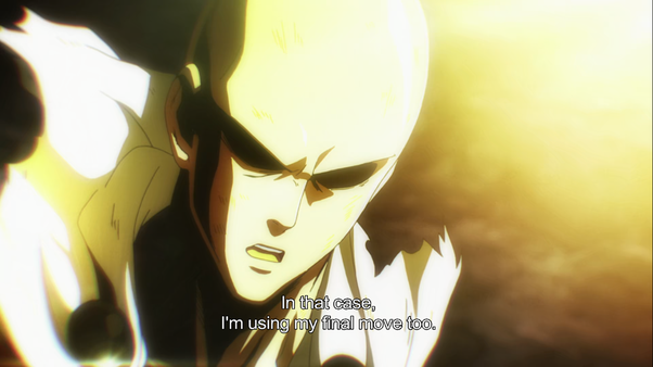 Goku vs  Saitama (One-Punch Man)  Who will win? - Quora