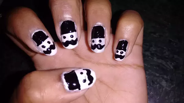 What Are Some Of The Nail Art Ideasdesign To Try At Home Quora