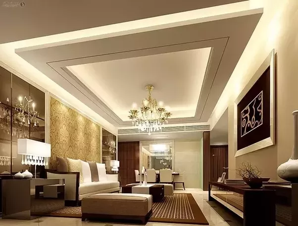 What are some cool false ceiling designs for office? - Quora