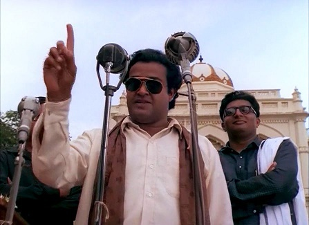What are the characters corresponding to the real life persons in the Tamil movie Iruvar? - Quora