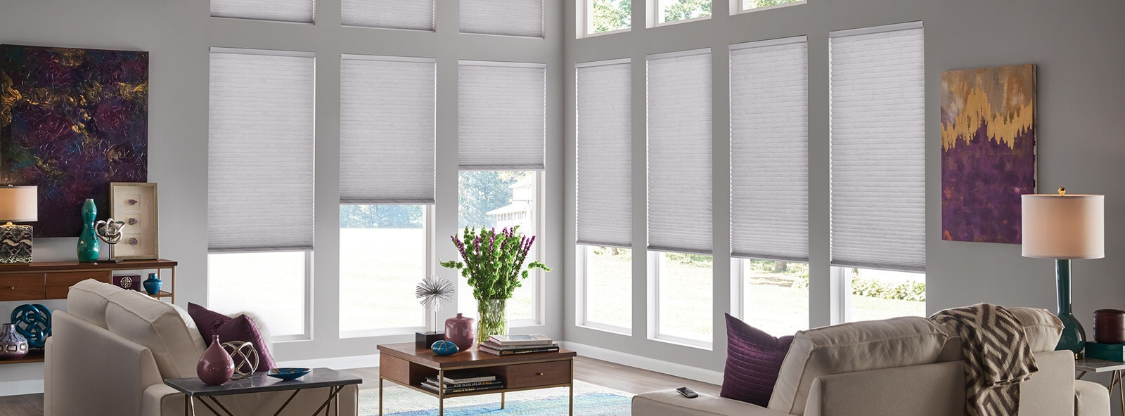 However before selecting the blinds you need to consider few things and one those things are the various types of the window blinds available