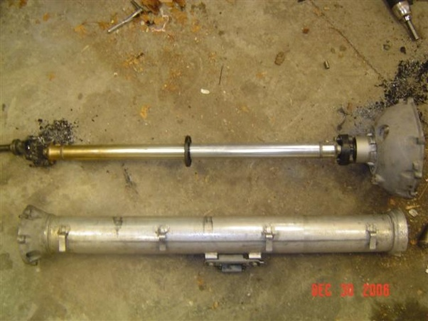 What Is A Torque Tube