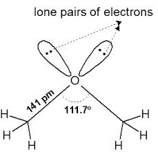 Is Ch3och3 A Polar Or A Nonpolar Molecule 2019 Quora
