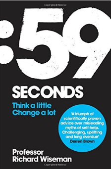 What are the best most practical business books to help me in my 59 seconds by richard wiseman fandeluxe Images