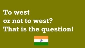 effect of western culture on indian culture