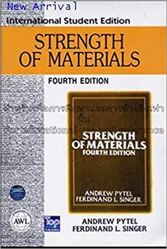 where can i find the book strength of materials 4th edition by
