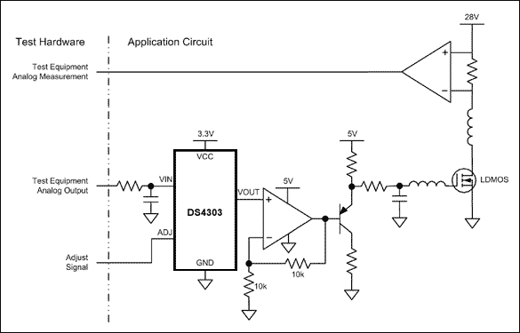 what is the meaning of drain bias voltage of an rf power amplifier quora. Black Bedroom Furniture Sets. Home Design Ideas
