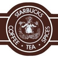 Which Oddly Enough Looks A Lot Like The Original Starbucks Logo