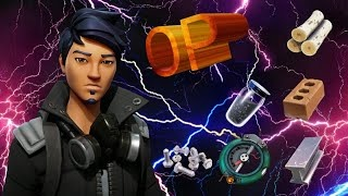 be sure to loot anything searchable then punch it down everything the guy can level entire city blocks faster than you would believe - fortnite best outlander for farming 2019