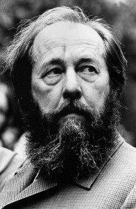 Image result for alexander solzhenitsyn