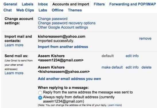 How to find all of your Gmail accounts - Quora