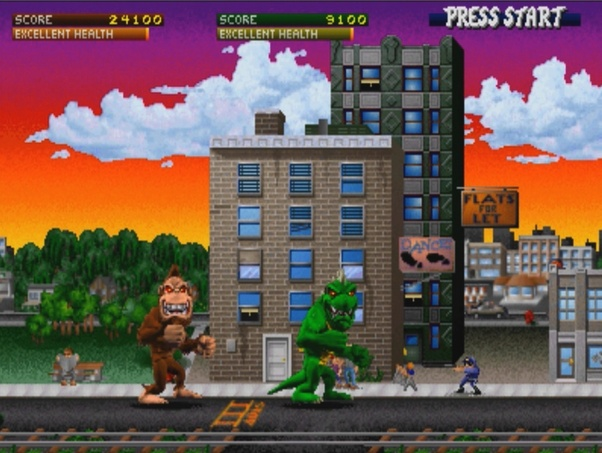 Why Is Rampage Being Made Into A Movie When The Game Hasn T Been