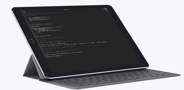 Can you do programming on an iPad? - Quora