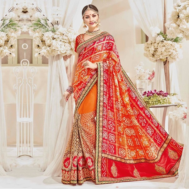 Wedding White Sarees Online: What Kind Of Saree Colours Will Look Grand For A Bride On