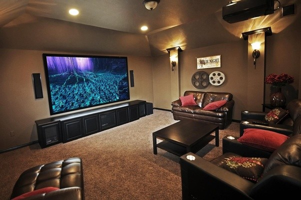 Although It Is Advisable That Always Buy The Home Theater System As Per  Your Room Size Not As Per Your Fascination. Some Of The Modern Home Theater  Systems ...