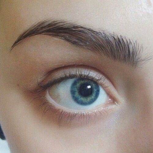How to think the perfect eyebrows look - Quora