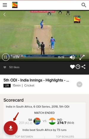 How to download videos from the Sony LIV app - Quora