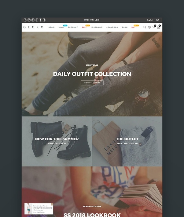 What are the best themes available on Shopify? - Quora