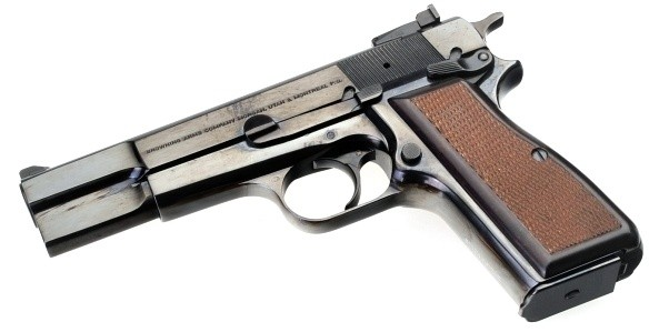 Is the Browning Hi-Power good for a first handgun? - Quora