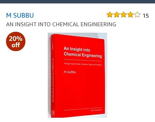 What are the reference books to prepare for gate chemical chemical engineering by ram prasad khanna publication 3 advancedengineering mathematics by hk das or krezysig and this book of fandeluxe Choice Image