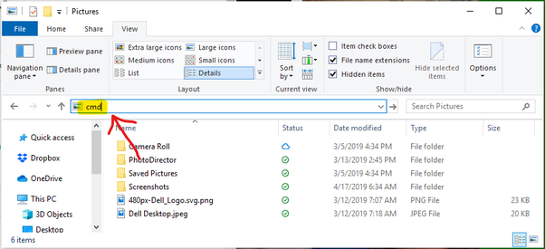 Cmd Get File Names In Folder How to copy multiple filenames to