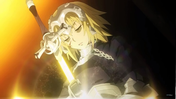 What is your favorite Noble Phantasm (Fate series)? - Quora