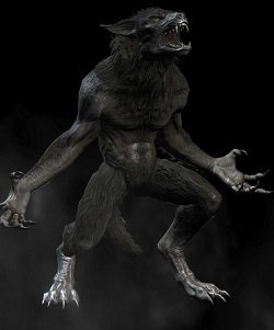 how to be a werewolf in skyrim