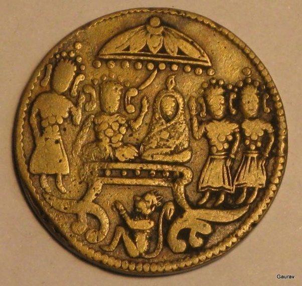 My Friend Recently Found A Ram Darbar Coin In His Backyard