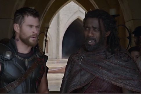 SPOILER) Why did Heimdall decide to save Hulk instead of saving Thor