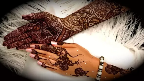 Egyptian Henna Designs: Why Do Indian Women Wear Mehendi? How And Where Did This