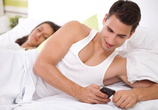How to fix my relationship after get caught texting another girl - Quora