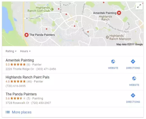 What are good marketing strategies for a small business quora this is prime real estate and the only way you have a chance of making this list is with some effort spent on local seo want more info fandeluxe Choice Image