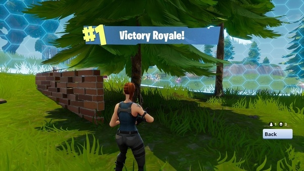 How To Get A Victory Royale On Fortnite Quora