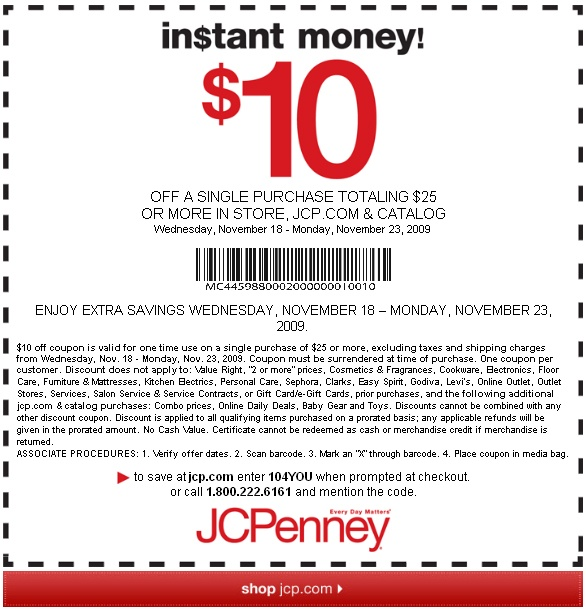 0a814affb JCPenney coupons at Best Deals Online - Daily Deals and Discount Coupons  for February 25, 2018. Find the latest coupon codes, online promotional  codes and ...