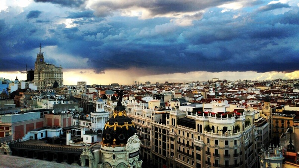 What Are The Best Spots To Take Pictures In Madrid Spain