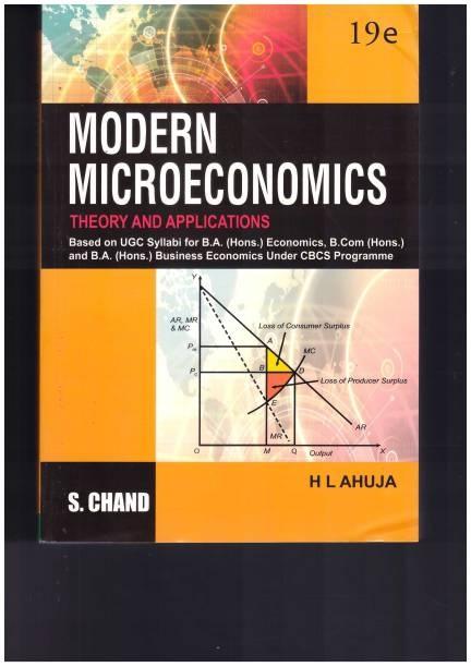 Book Economics For B.com Part One