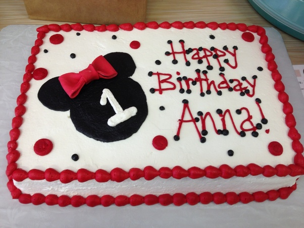 Swell What Kind Of Cake Is Suitable For A First Birthday Quora Funny Birthday Cards Online Alyptdamsfinfo