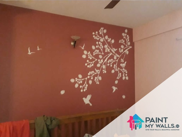 Can we apply putty on a wall already painted? - Quora