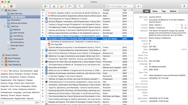 What's the best academic bookmarking tool? - Quora