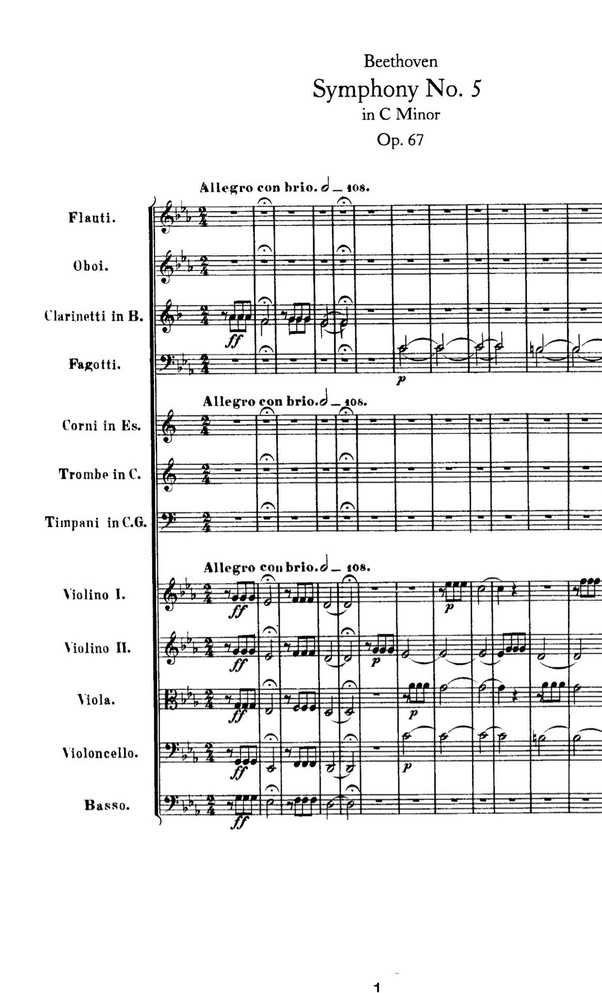 Why do older musical scores have less parts? - Quora
