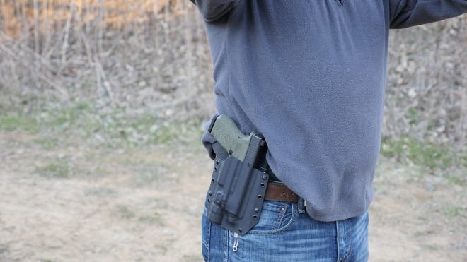 How to make sure you don't fire your handgun accidentally