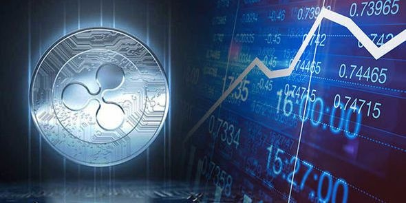 Ripple xrp cryptocurrency value