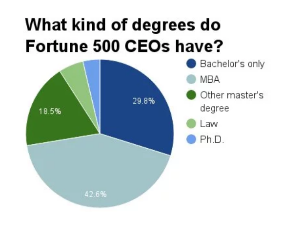 Can chartered accountants (ICAI) become CEOs of companies? - Quora