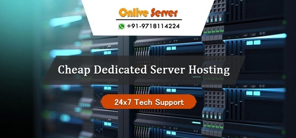 Who can provide cheap dedicated servers in Chicago? - Quora