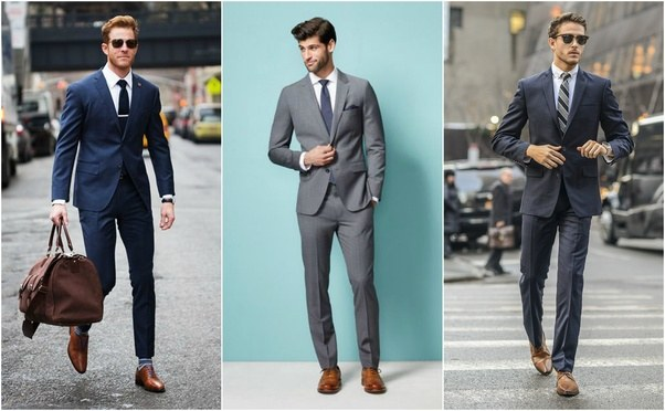 What is the best color for a business suit? - Quora